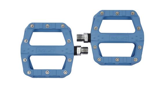 XLC PD-M19 Pedaler blå